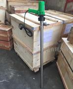 JK-3-7P普通型不锈钢电动油桶泵,电动抽液泵,上海桶泵