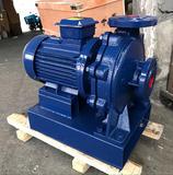 博生牌ISW、ISWH型卧式管道离心泵 清水泵 不锈钢离心泵 管道泵