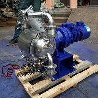 溫州隔膜泵生產基地金鯊銀鯊牌衛生級電動隔膜泵