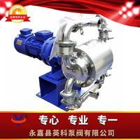 温州隔膜泵生产基地英科牌卫生级电动隔膜泵 YKDW-38