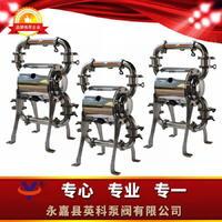 304卫生级气动隔膜泵 QBY3-W