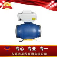 电动全焊接球阀 Q961F