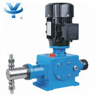 柱塞式計量泵 DZX