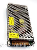 纯铜120W24V12V双组短路保护工业机器设备多路開關電源 HT-120DL2-24/12
