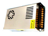 纯铜足功率12V250W摄像头集中供电安防監控電源 HT-250W-12
