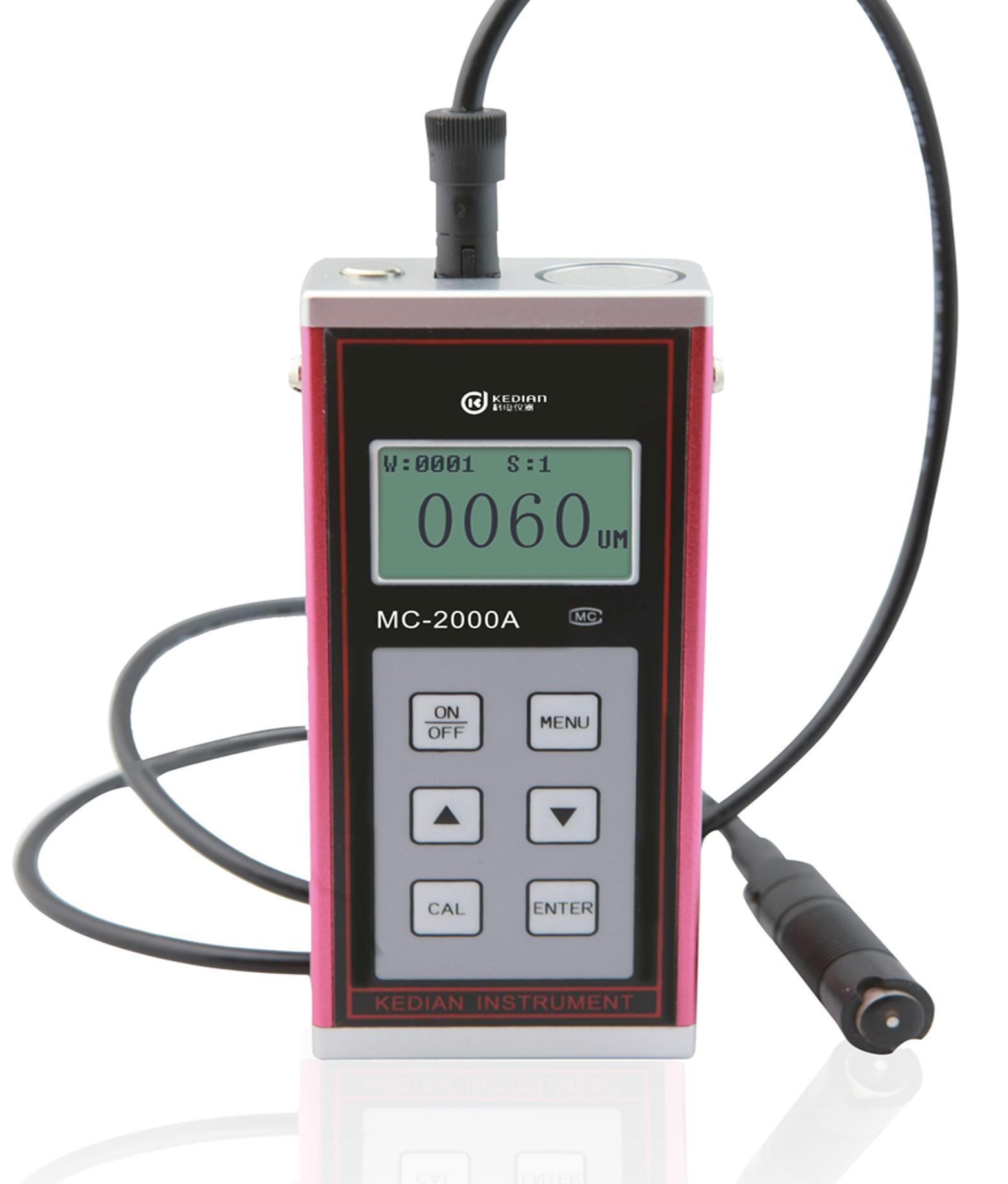MCW-2000B(渦流)漆膜測厚儀