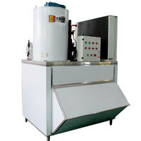 2000公斤超市制冰机 ICE-2T