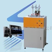 热塑性塑料维卡软化温度测定仪 SRW-300B