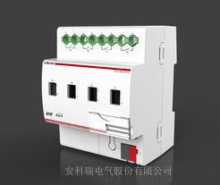 ASL100-S4/16开关驱动器四路安科瑞智能照明控制系统模块
