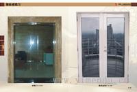 钢质玻璃防火门