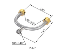 YAMATO调整器 供气元件 集热器设备装置 V1-04-2L