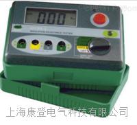 DY30-5数字式绝缘电阻测试仪 DY30-5