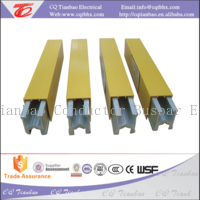 PVC housing insulated powerail conductor busbar TBHL