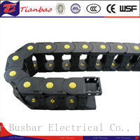 China Supplier Plastic Cable Drag Chain Drag Chain