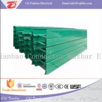 Fiberglass Fire Rated Ladder Cable Tray
