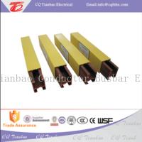 Crane Copper conductor busbar system TBHT