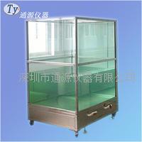 广东IPX7钢化玻璃结构浸水试验箱 TY-IPX7