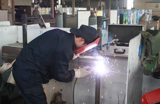 温州不锈钢焊接加工