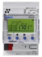 2018情�ZKNX8�k�:��B�_theben德国泰邦knx8通道定时开关年度定时器时间控制器
