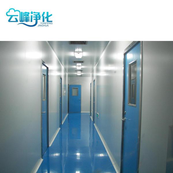 深圳净化工程公司洁净室无尘车间装修工程全方位打造-云峰净化