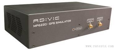 Model ADIVIC MP6220多通道GPS 讯号模拟器