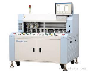 Model 3813触碰面板多点半自动测试机