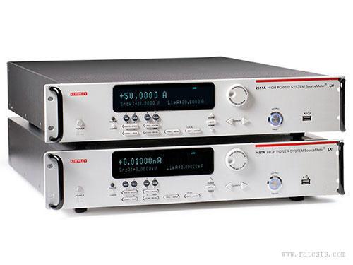 Keithley 2650 系列高功率 SourceMeter SMU 仪器