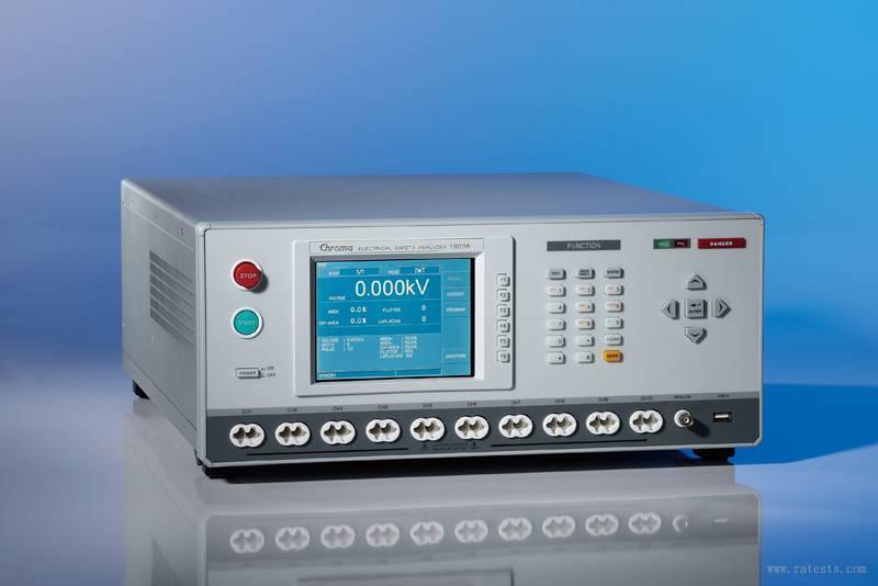 绕线元件电气安规扫描分析仪