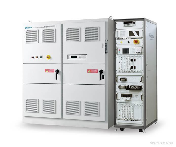 Model 8000 电池包自动测试