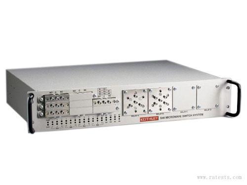 Keithley 系统 S46 和 S46T RF 微波开关系统