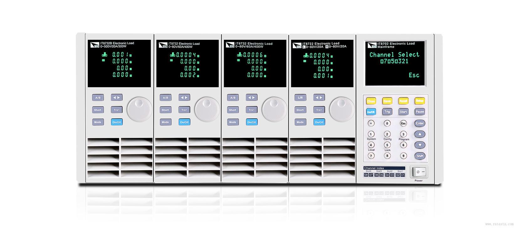 IT8700系列 多路输入可编程直流电子负载