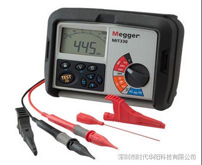MIT300绝缘电阻测试仪