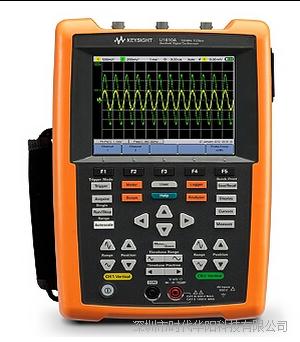 U1610A手持式示波器