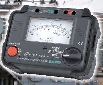 KEW 3121B高压绝缘电阻测试仪