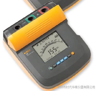Fluke 1550C绝缘电阻表