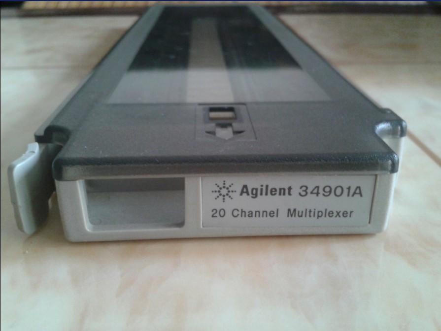 Agilent 34901A  数据采集模块