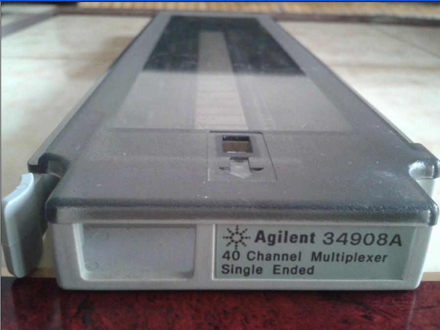 回收+供应Agilent 34908A数据采集模块