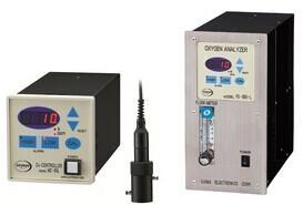 日本Iijima饭岛电子MC-8G-S微量氧气分析仪
