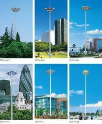 扬州光华高杆灯照明