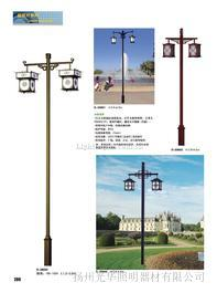 扬州光华户外照明路灯杆