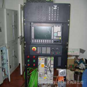 西门子840D数控系统NCU数码管无显示维修