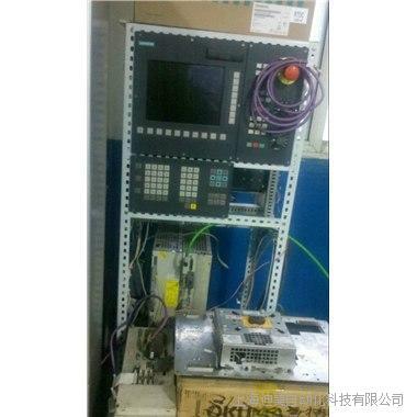 西门子802D数控机床出现短期内驱动故障