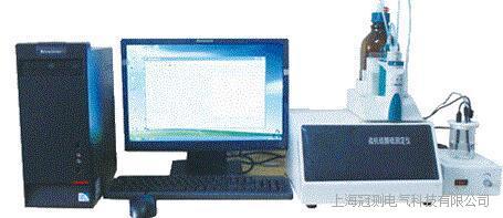 ST-1551全自动硫醇硫测定仪