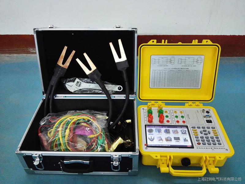 GCRS-F分体式变压器容量(损耗参数)测试仪