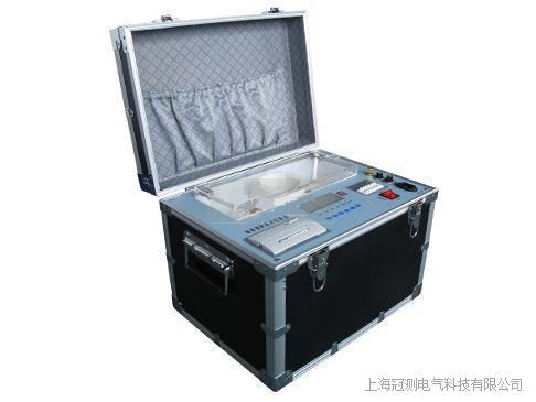 HTJY-80A 全自动绝缘油介电强度测试仪(单杯)