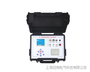 HDJD-502型SF6密度继电器校验测试仪