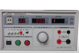 江苏GF大电流接地导通测试仪优质供应