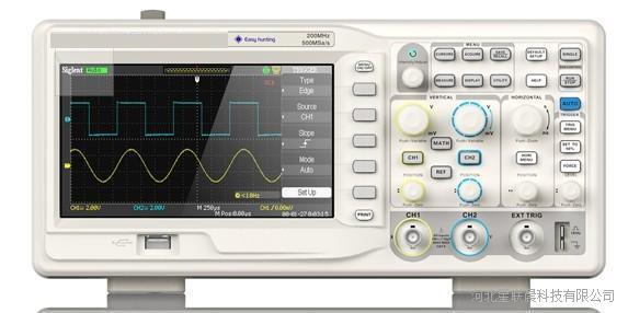 数字示波器HSDS1102DL厂家直销