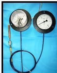 压力式指示温度计