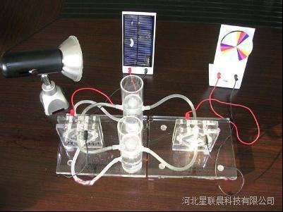 氢燃料电池演示器